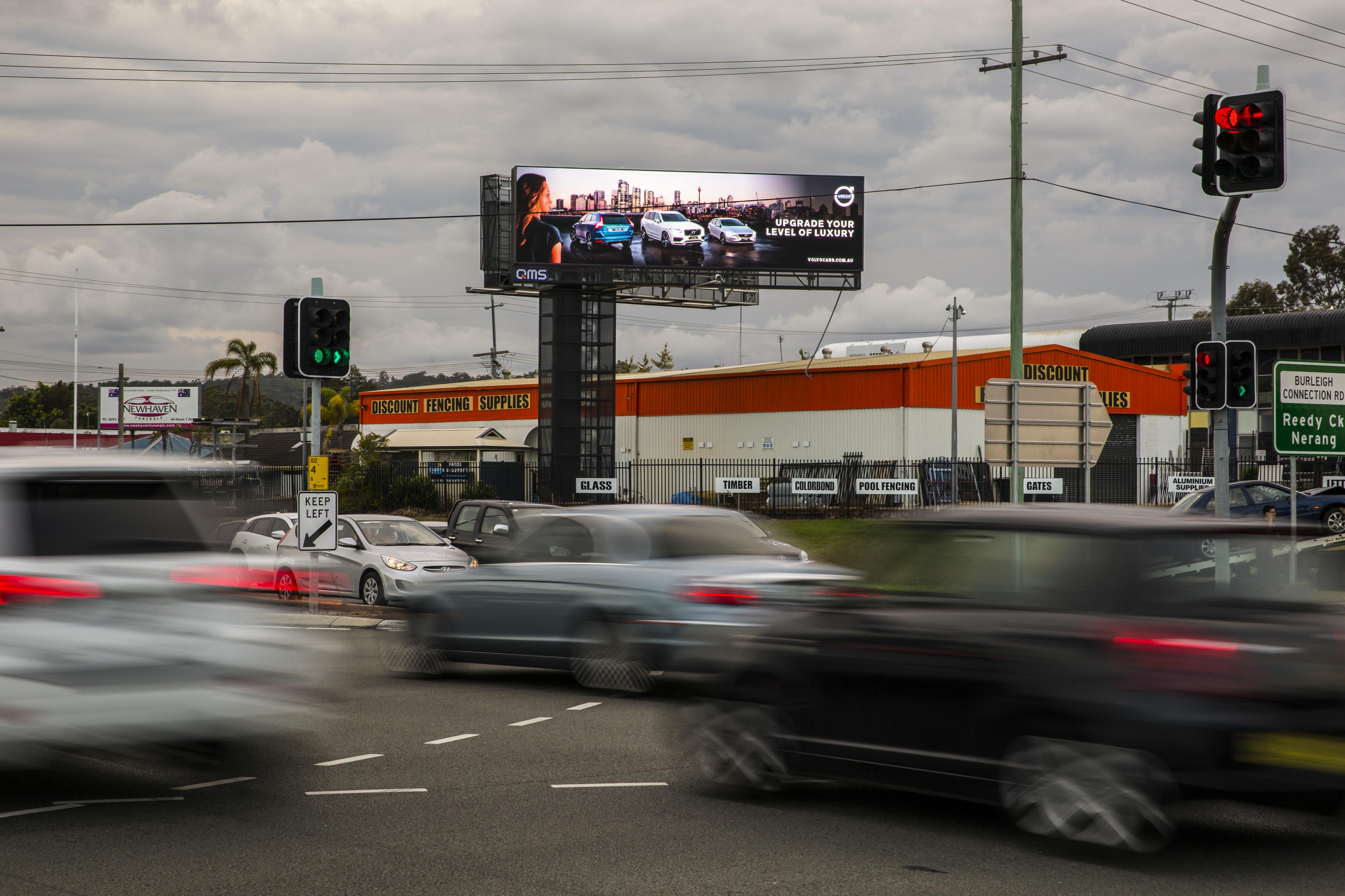 The Burleigh Digital Billboard - QMS Australia